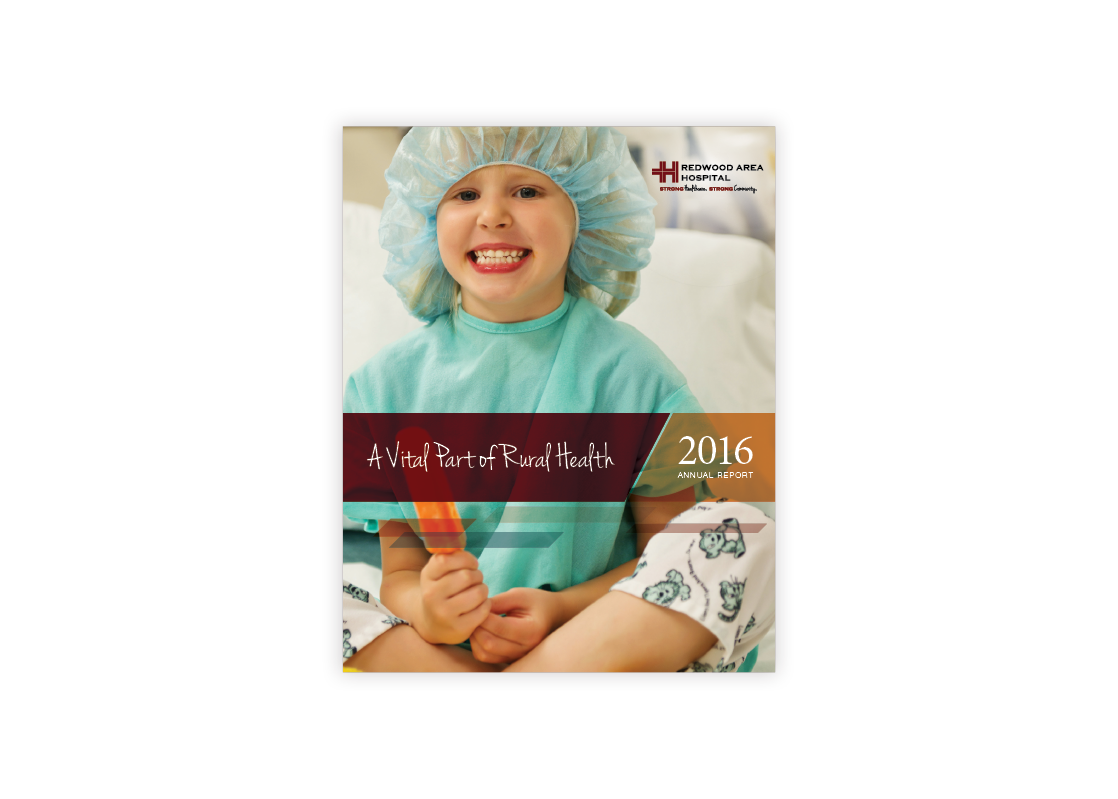 Redwood Area Hospital Annual Report
