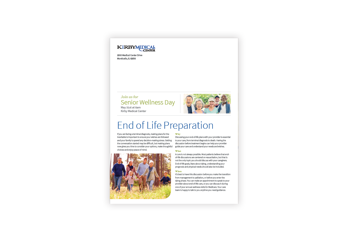 Kirby Medical Center Publication