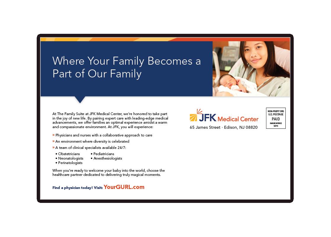 JFK Medical Center Campaign