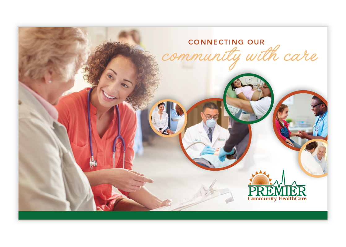 Premier Community HealthCare Welcome Kit