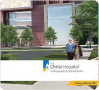 The Christ Hospital Multi-page Brochure