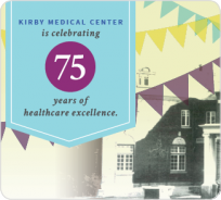 Kirby Medical Center Postcard
